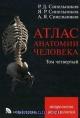 Атлас анатомии человека в 4х томах том 4й
